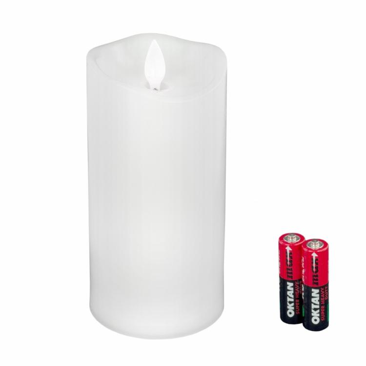 Świeca LED 15 cm